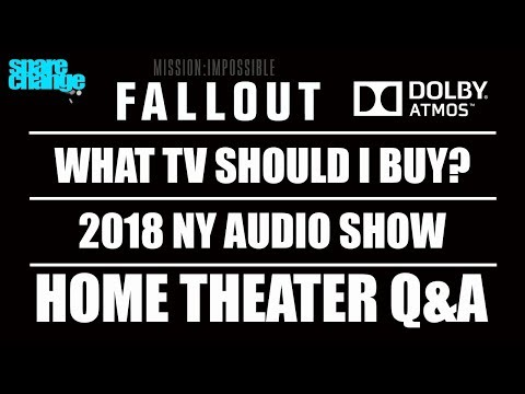 Mission Impossible Fallout Atmos | NY Audio Show | Best Buy Deals | Home Theater Talk