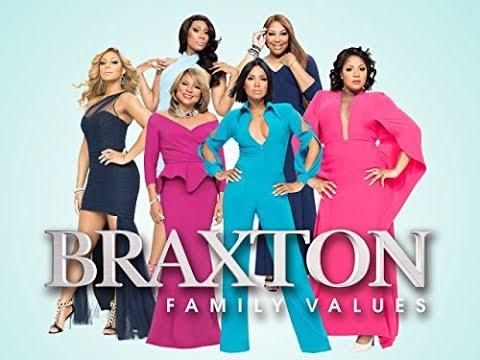 BRAXTON FAMILY VALUES SEASON FINALE - PART 1