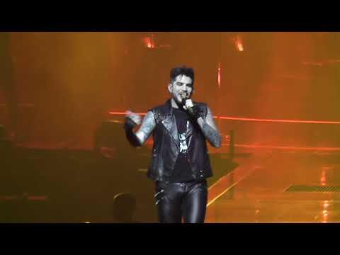 Queen +Adam Lambert Praha 1.11.2017  2.část