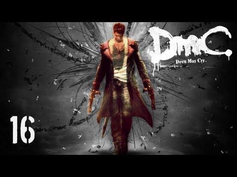 Прохождение DmC: Devil May Cry - Vergils Downfall (HD) 2013 - Миссия 1 (Личный Ад)