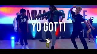 RAKE IT UP - Yo Gotti ft Nicki Minaj @Willdabeast__ choreography - #immaBEASTdancers @mytypolife