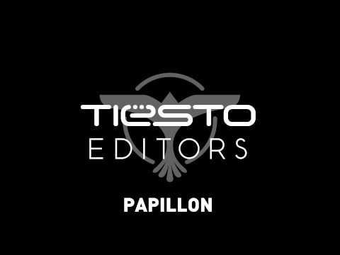 Editors - Papillon (Tiësto Remix)
