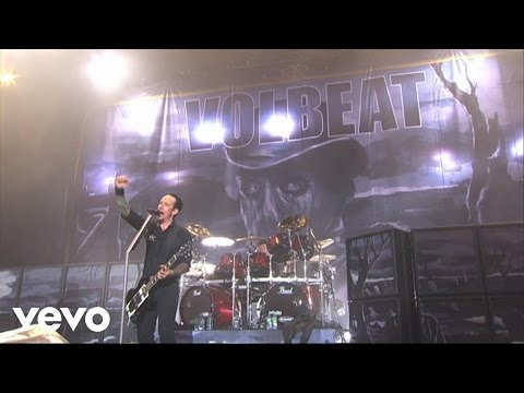 Volbeat  Lola Montez  From Rock am Ring2013