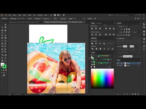Máscara de recorte| Adobe Illustrator Tutorial thumbnail
