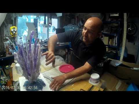 Resin Vase basic tutorial