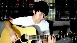 (WITH TAB) Sam Concepcion - Mahal Na Mahal (Fingerstyle cover by Jorell)