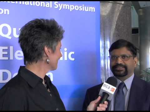 2013 International Symposium on Quality Electronic Design (ISQED) - Dr. Rajiv Joshi, IBM