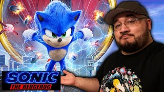 Johnny vs. The Sonic The Hedgehog Movie!