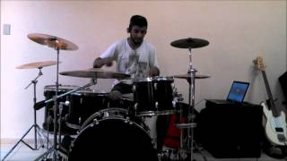 A day to Remember-The Downfall Of Us All (drum cover)