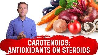 Carotenoids: Antioxidants on Steroids