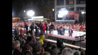 Stabhochsprung Björn Otto beim Rekordsprung  über 6,01m  in Aachen