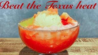 The best Mango Mango Dessert in Austin Texas