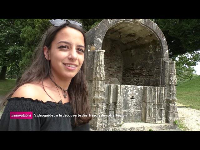 Innovations  - Vidéoguide, à la découverte des trésors de notre région