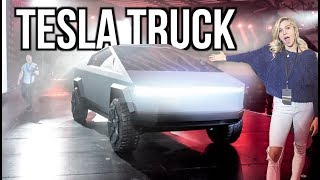 I Test Drove The Tesla Cybertruck... Here's What I Think