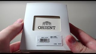 Orient King master review