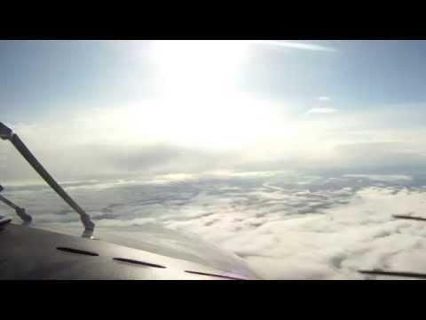 King Air 100 CZEE  to CYTH