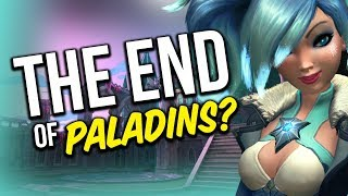 The End Of Paladins?! OB64 And Its Consquences! #cancelOB64 ?