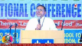 Pr. Babu Cheriyan   Message - Led by Spirit of God   MPA UK 2019   Friday Morning Session  