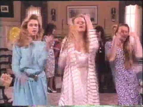 "Santa Barbara NBC Eden, Kelly & Andrea lip-sync to The Supremes ""Come See About Me"""