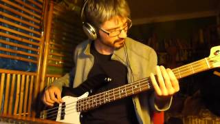 bob marley natural mystic bass cover hd