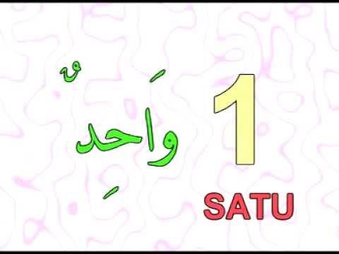Nombor Dalam bahasa Arab