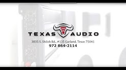 Texas Audio Dallas Reviews | Dallas Car Stereo Shop | Dallas Fort Worth | 972-864-2114