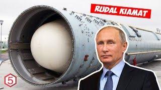 Avangard, Rudal Kiamat Yang Bikin Amerika Serikat Ga Berani Senggol Russia Sedikitpun