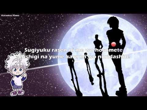 Hunter x Hunter 2011 ED 5   Hyori Ittai! KARAOKE (TV Size)