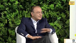 Don't agree that sexuality is apart of free speech: Arun Jaitley at HTLS