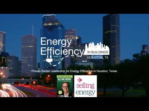 EEB Houston   Interview with Mark Jewell Author of Selling Energy