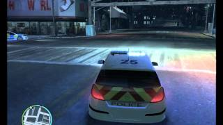 Whelen sirens for GTA:IV (also showing off some mods)