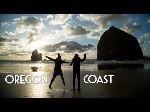 Driving the Oregon Coast- Visiting Tillamook, Cannon Beach and More!