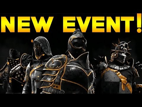 For Honor: NEW EVENT DETAILS! APOLLYON'S LEGACY! NEW WEAPONS AND ARMOR!