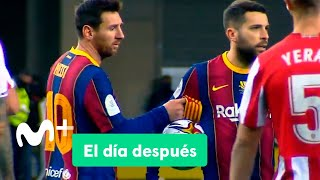 El Día Después (18/01/2021): The expulsion of Messi