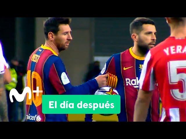 El Día Después (18/01/2021): La expulsión de Messi