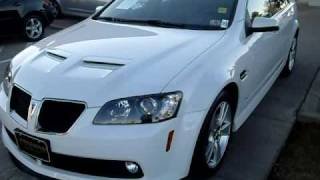 2009 Pontiac G8 GT Full Tour