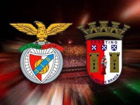 Benfica-x-Braga ao vivo online