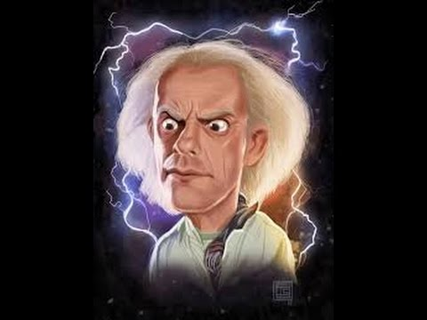 Top 5 Doc Brown Quotes In Bttf Part 1 Youtube