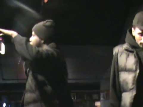 LUNACY M.O.B LIVE @ THE CHECKER BOARD LOUNGE