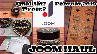 JOOM HAUL | UNBOXING | Dupes | AliExpress | Februar | 2019 | Onlineshop | Top oder Flop? | Deutsch