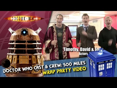 DWO - Doctor Who Cast & Crew '500 Miles'