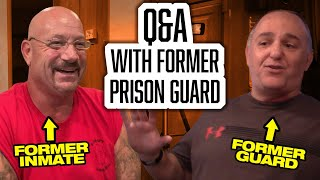 Ex Prisoner and His Ex Guard Reunite  -  Guard Served Time for Smuggling Contraband | 161 |