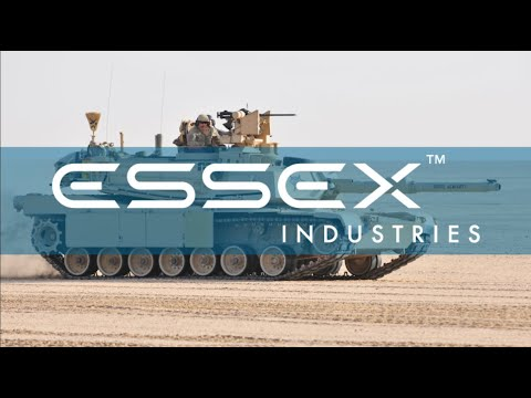 Essex Ground Combat Vehicle Controls