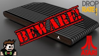 AtariBox BUYER BEWARE! New details about the system and crowdfunding released!