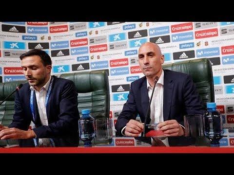 世界杯快讯 西班牙足协主席宣布洛佩特吉下课 20180613 | CCTV 体育