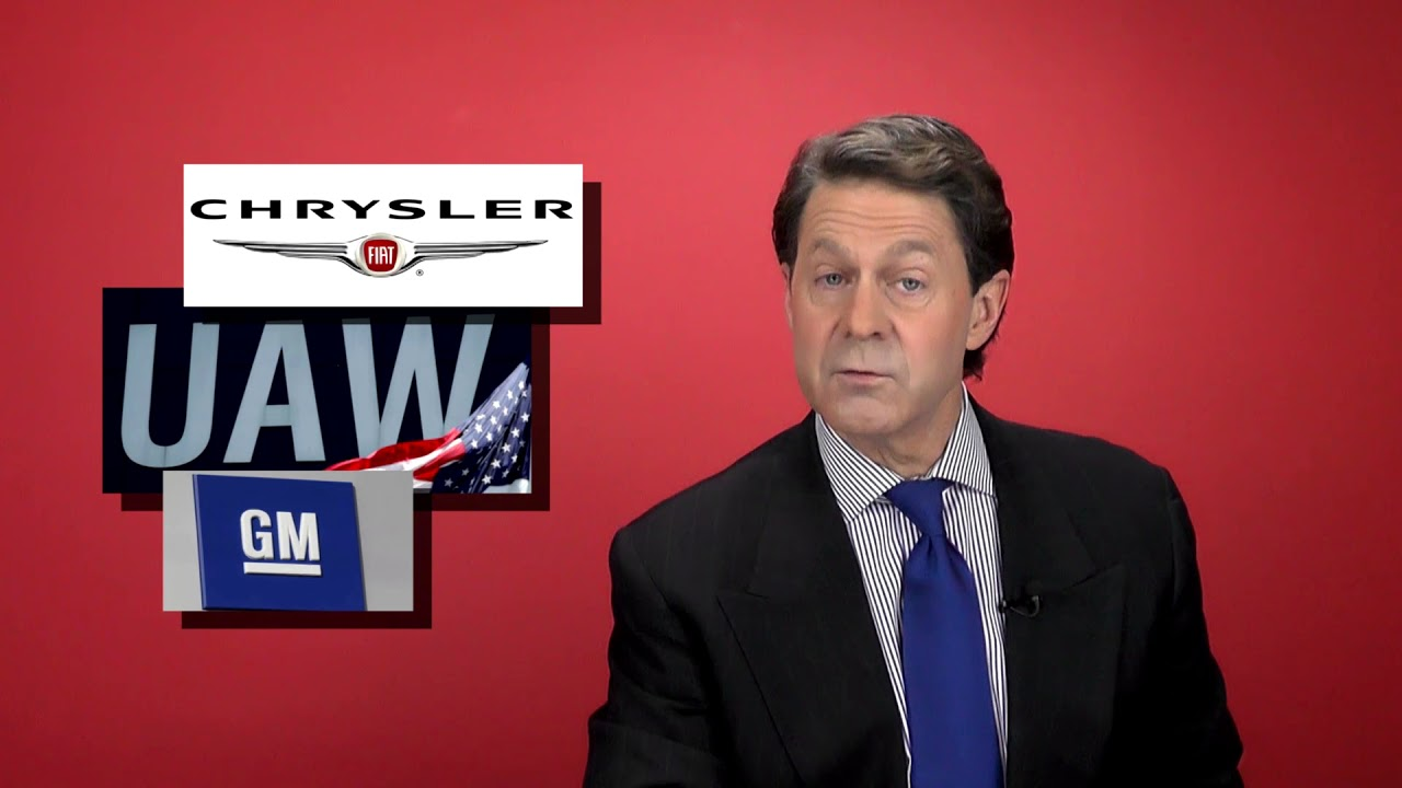 Your Labor Minute with Mark Harrison: The UAW Scandal in Detroit Expands