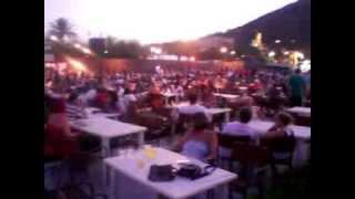 Bellevue Club Showgarden Alcudia Majorca Mallorca Spain View Early Evening
