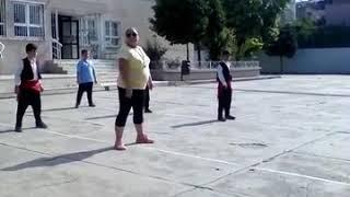 Erik Dalı Gevrektir-19 Mayıs Okul Gösterisi-Adana Video