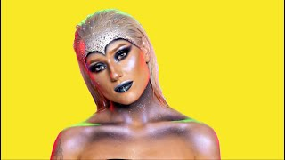 BEST COLORFUL MAKEUP TRANSFORMATIONS BY GABRIELLE ALEXIS