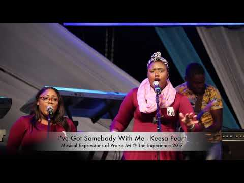I've Got Somebody With Me - Keesha Peart